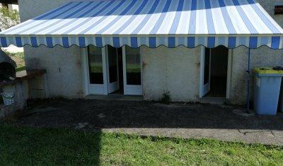 Remplacement toile de store banne sur mesure à Foucherans